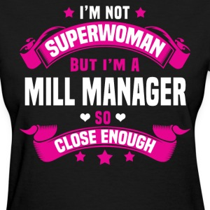 Mill Manager T-Shirts - Women's T-Shirt