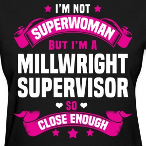 Millwright Supervisor T-Shirts - Women's T-Shirt