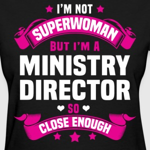 Ministry Director T-Shirts - Women's T-Shirt