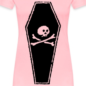 Coffin - Women's Premium T-Shirt