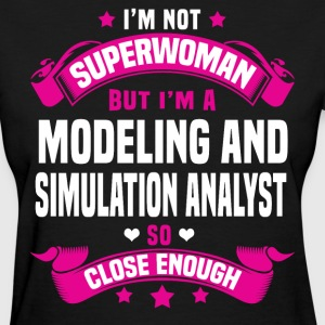 Modeling and Simulation Analyst T-Shirts - Women's T-Shirt