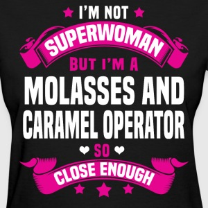 Molasses And Caramel Operator T-Shirts - Women's T-Shirt