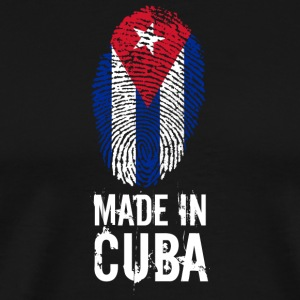 Made In Cuba - Men's Premium T-Shirt