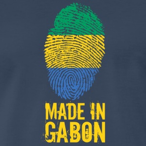 Made In Gabon / Le Gabon - Men's Premium T-Shirt