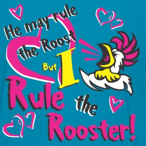 Southern Sweeties - Rule The Rooster - Women's T-Shirt