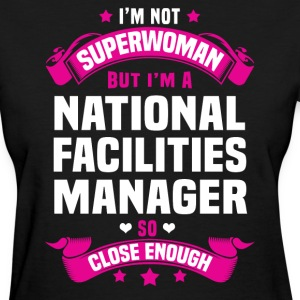 National Facilities Manager T-Shirts - Women's T-Shirt