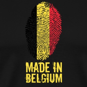 Made In Belgium / Belgien / Belgique / België - Men's Premium T-Shirt