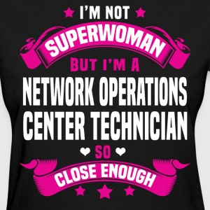 Network Operations Center Technician T-Shirts - Women's T-Shirt