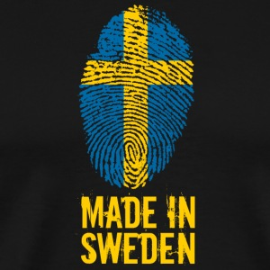 Made In Sweden / Sverige - Men's Premium T-Shirt