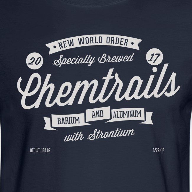 Chemtrails Mens Long Sleeve T-Shirt