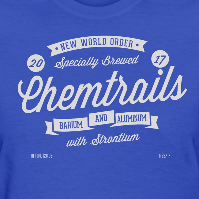 Womens Chemtrails T-Shirt