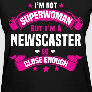 Newscaster T-Shirts - Women's T-Shirt