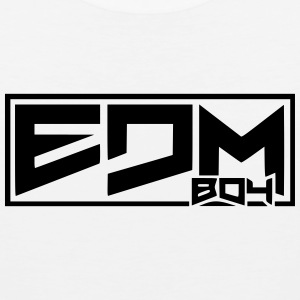 EDM Boy, Tank Top, Men - Men's Premium Tank