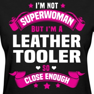 Leather Tooler T-Shirts - Women's T-Shirt