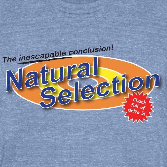 Natural Selection tee