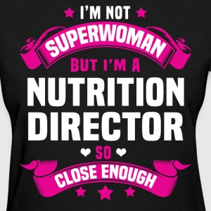 Nutrition Manager Tshirt - Women's T-Shirt