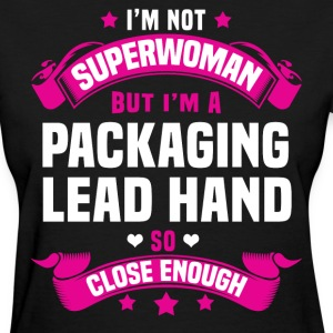 Packaging Supervisor Tshirt - Women's T-Shirt
