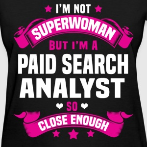 Paid Search Manager Tshirt - Women's T-Shirt