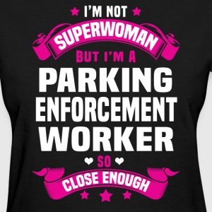 Parking Lot Attendant Tshirt - Women's T-Shirt