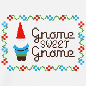Gnome Sweet Gnome - Men's Premium T-Shirt