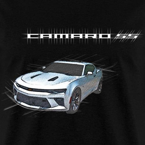 Camaro6 Concept Art White