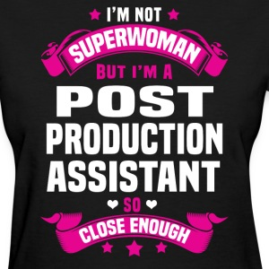 Post Production Assistant Tshirt - Women's T-Shirt