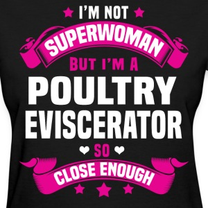 Poultry Eviscerator Tshirt - Women's T-Shirt