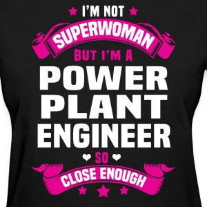 Power Plant Engineer Tshirt - Women's T-Shirt