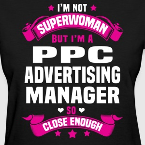 PPC Advertising Manager Tshirt - Women's T-Shirt