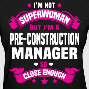Pre-Construction Manager Tshirt - Women's T-Shirt