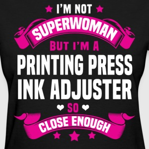Printing Press Ink Adjuster Tshirt - Women's T-Shirt