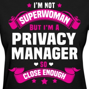 Privacy Manager Tshirt - Women's T-Shirt
