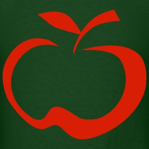 Teacher's Apple - Men's T-Shirt