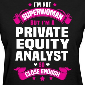 Private Equity Analyst Tshirt - Women's T-Shirt