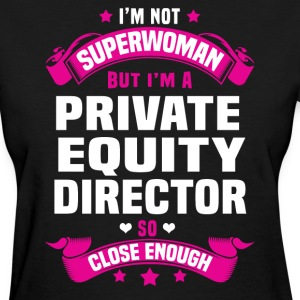 Private Equity Director Tshirt - Women's T-Shirt