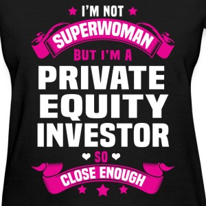 Private Equity Investor Tshirt - Women's T-Shirt