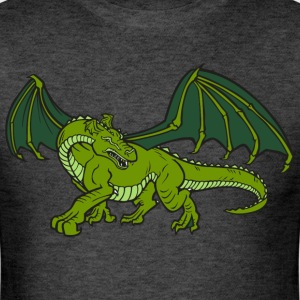 Dragon  - Men's T-Shirt