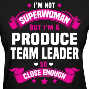 Produce Team Leader Tshirt - Women's T-Shirt