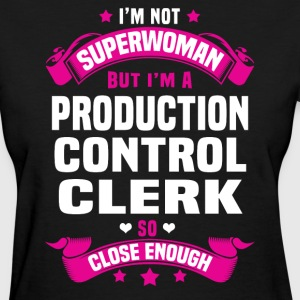 Production Control Clerk Tshirt - Women's T-Shirt