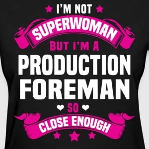 Production Foreman Tshirt - Women's T-Shirt