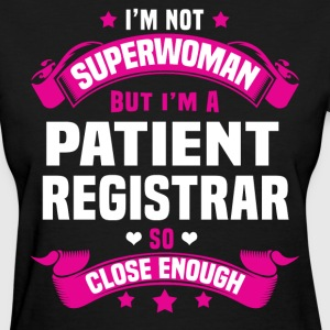 Patient Registrar Tshirt - Women's T-Shirt