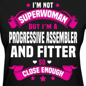 Progressive Assembler And Fitter Tshirt - Women's T-Shirt