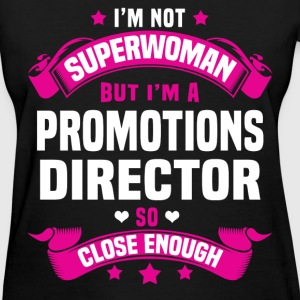 Promotions Director Tshirt - Women's T-Shirt