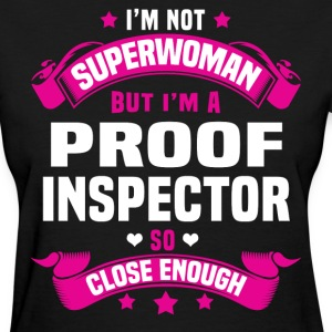 Proof Inspector Tshirt - Women's T-Shirt