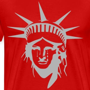 CRY - LIBERTY - Men's Premium T-Shirt