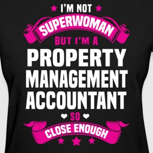 Property Management Accountant Tshirt - Women's T-Shirt