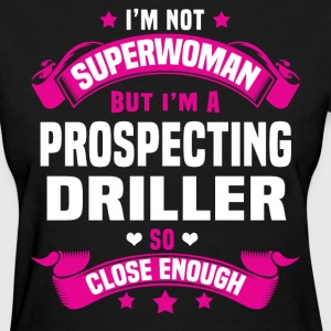 Prospecting Driller Tshirt - Women's T-Shirt