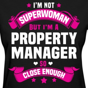 Property Manager Tshirt - Women's T-Shirt
