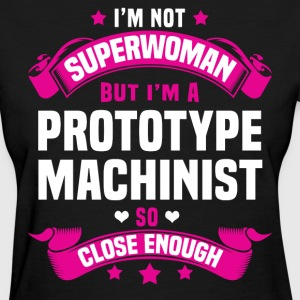 Prototype Machinist Tshirt - Women's T-Shirt