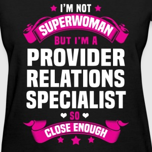 Provider Relations Specialist Tshirt - Women's T-Shirt